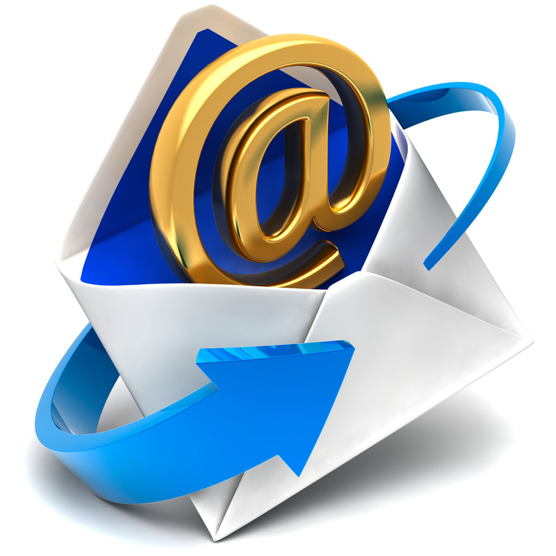 Why email to your database?